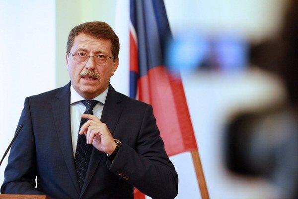 Bývalý predseda parlamentu Pavol Paška.