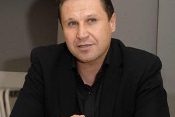 Igor Havrila. Generálny manažér Steel Arény.