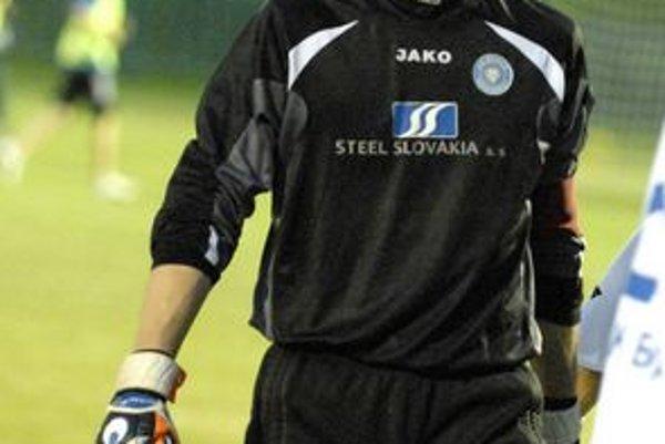 Brankár Ľ. Vojtaško bol po debakli smutný.