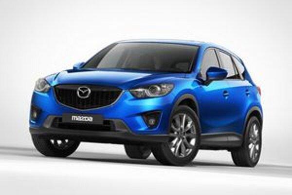 Mazda CX-5. Nová kompaktná športovo-úžitková mazda bude mať premiéru vo Frankfurte.