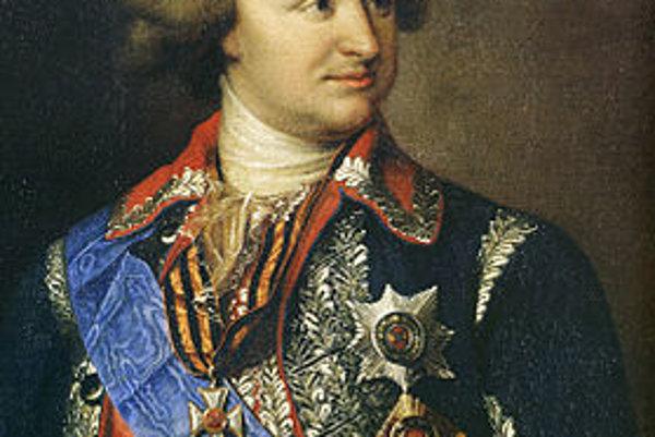 Grigorij Potemkin. Významný štátnik a talentovaný vojvodca.