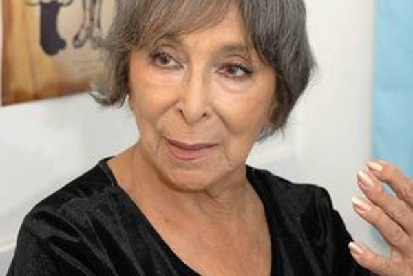 Hana Hegerová. Piaf z Prahy oslavuje 80-ku.