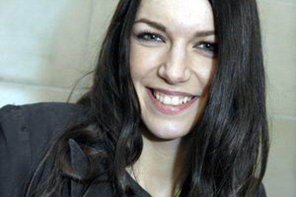 Zuzana Smatanová. Svoje súkromie si stráži.