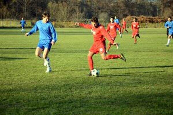 Strelec. Ako sa už v tejto sezóne stalo zvykom, o góly sa staral hlavne Filip Pollák.