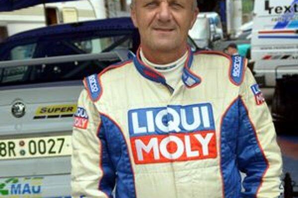 Igor Drotár vymenil WRC za automobil skupiny N.