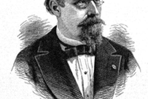 Karel Kořistka. Jeden z prvých bádateľov vo Vysokých Tatrách.