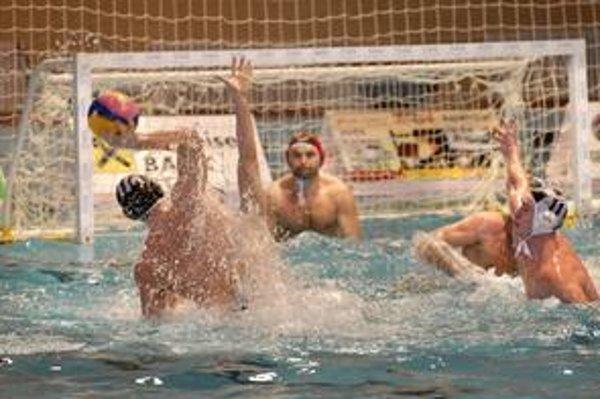Onedlho s gigantom. ČH Hornets nastúpia 15. januára v Euro-interlige v bazéne Partizanu Belehrad.