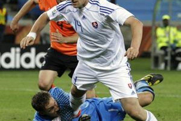 Martin Jakubko sa v reprezentácii už neobjaví.