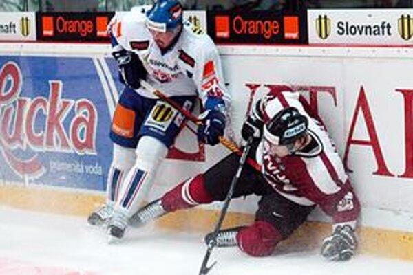 Peter Fabuš. Účastník MS v hokeji v roku 2008 sa dohodol na kontrakte v Košiciach.