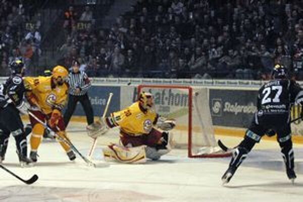 Jaroslav Kristek. V semifinále nazbieral šesť kanadských bodov.