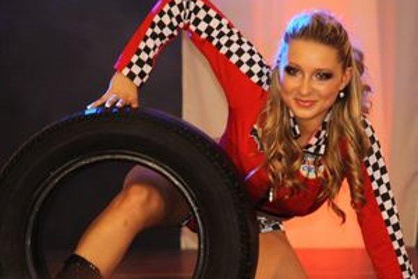 Miriama Žigalová. MISS DANCE SHOW OPTIMA 2011.