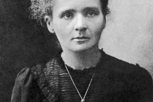 Marie Curie-Sklodowska. Stala sa prvým človekom, ovenčeným dvomi Nobelovými cenami.
