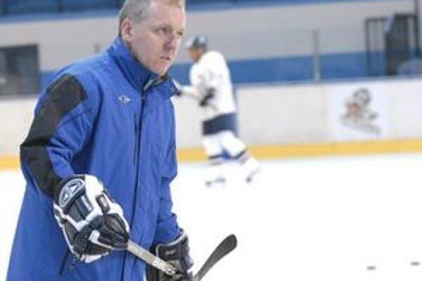 Pavol Zůbek. Nórsky hokej dobre pozná.