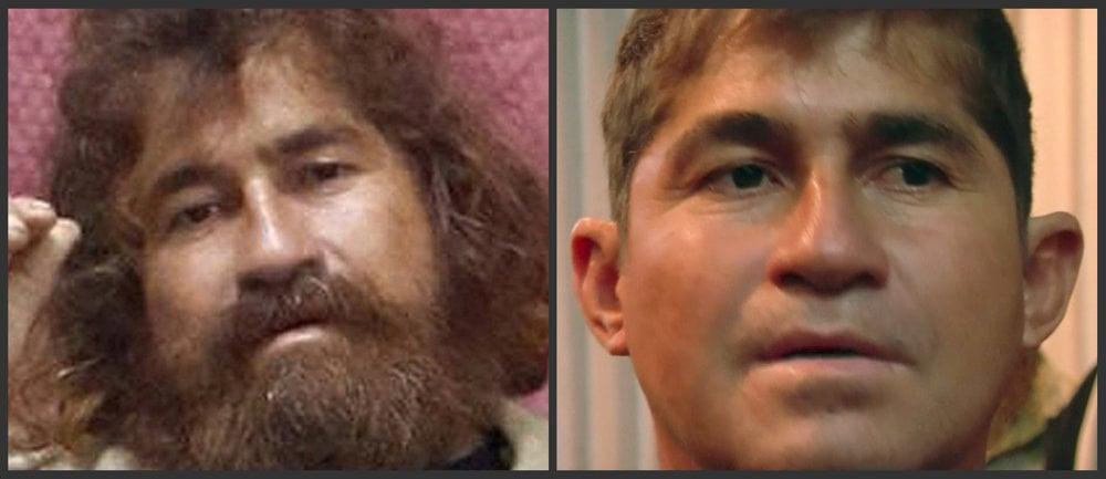Návratom do civilizácie bol aj zostrih vlasov a oholenie brady.