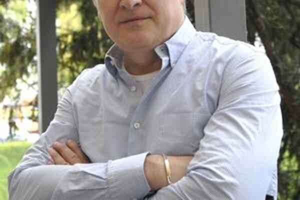 Svetoznámy tenor Miroslav Dvorský.