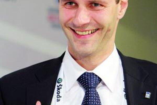 Petr Handl. Riaditeľ košického organizačného výboru v Košiciach.