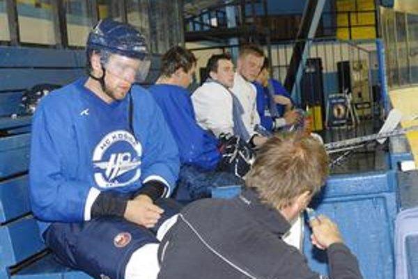 Trénuje s Košičanmi. Tomáš Marcinko sa pripravuje doma, v septembri ho čaká kemp Islanders.