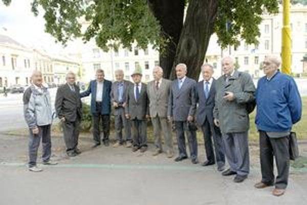Absolventi prišli z viacerých kútov Slovenska.