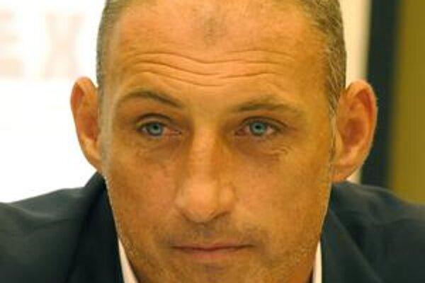 Roman Poláčik. Tréner očakáva povinnú výhru.