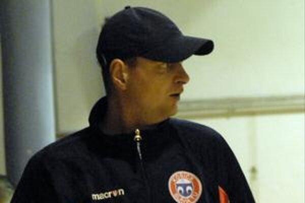 Jozef Zabavník. Po chorobe sa cez víkend vrátil do zostavy.