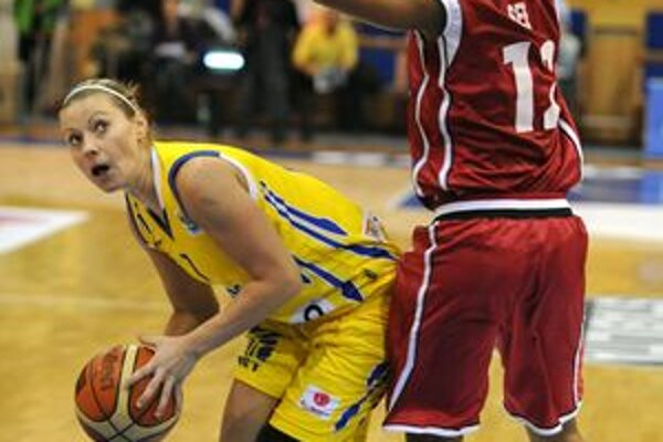 Zuzana Žirková (vľavo) opäť ukázala, aká je pre Košice dôležitá.