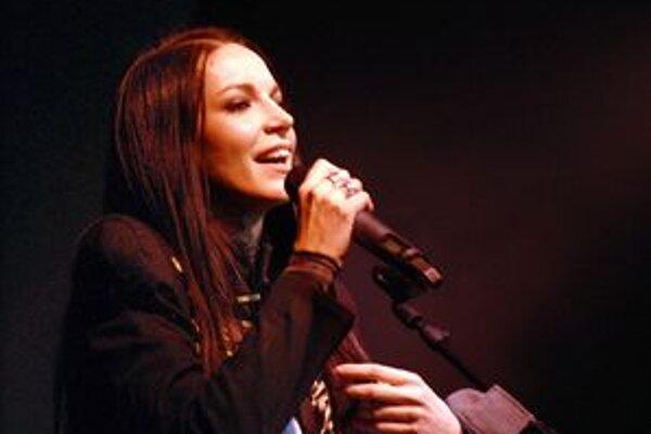 Na vrchole. Zuzka patrí k najúspešnejším slovenským speváčkam.