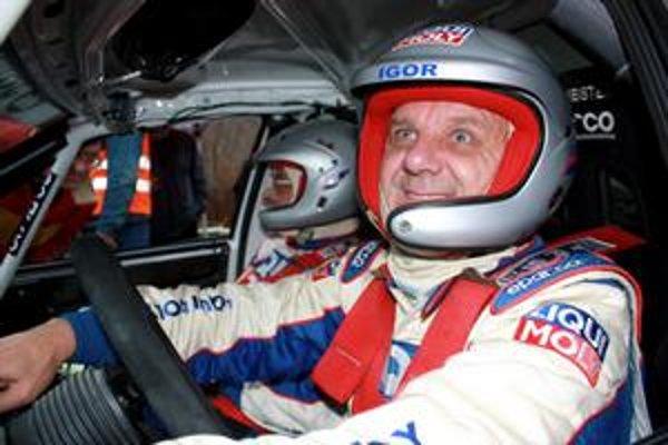 Začiatkom mesiaca oslávil Igor Drotár okrúhle jubileum.