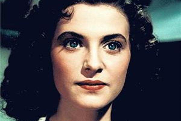 Krásna princezná. Osudovou rolou Mileny Dvorskej bola jednoznačne Maruška.
