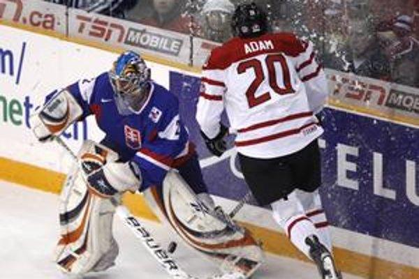 Zachytal si. Košický odchovanec Tomáš Halász okúsil atmosféru šampionátu v Kanade.