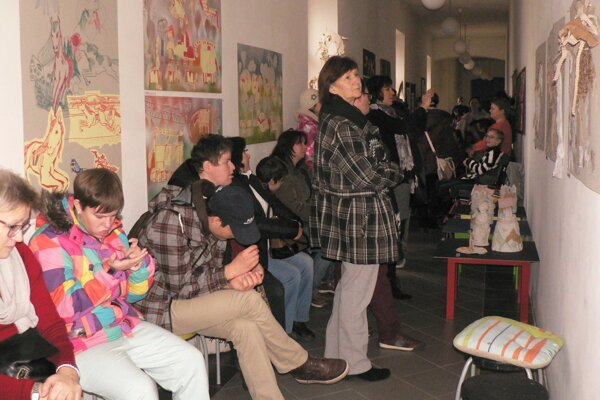 Výstava potrvá do konca decembra.