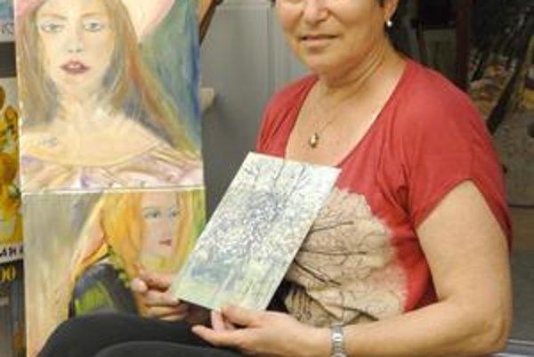 Eva Kvapil Bardošová. Do Košíc sa odvážila prísť až 13 rokov po emigrácii.