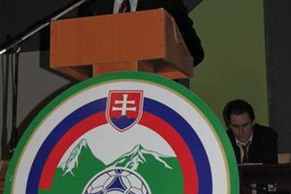 Nový predseda. R. Havrilla zaujal a získal si dôveru delegátov.