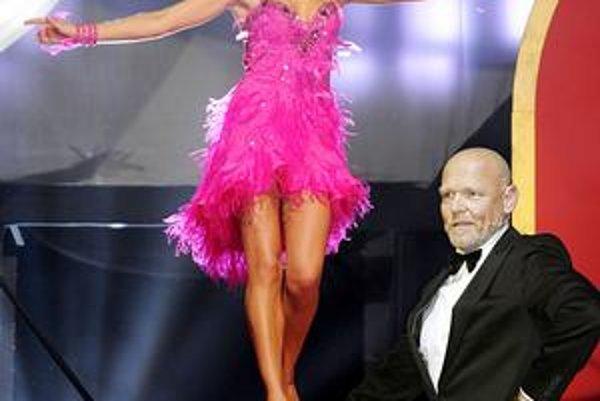 Marek a Ivanka. Idol žien bude musieť skákať tak, ako bude krásna blondínka pískať.