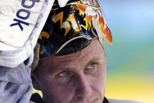 Tretí brankár. Rastislav Staňa strávil turnaj na tribúne.
