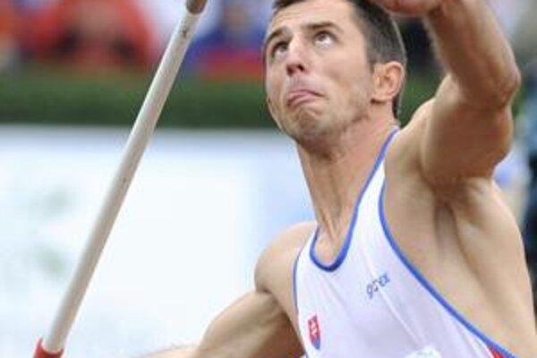 Na šampionát nepôjde. Slavenovi Dizdarevičovi nevyšiel ani posledný pokus o limit.
