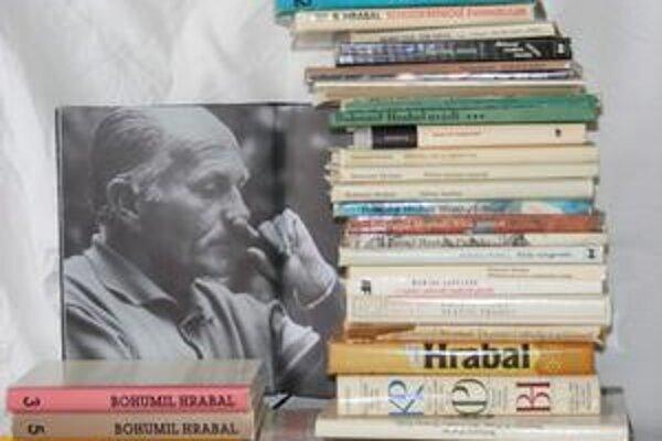 Bohumil Hrabal. Legendárny spisovateľ nemá o čitateľov po celom svete núdzu ani po smrti.