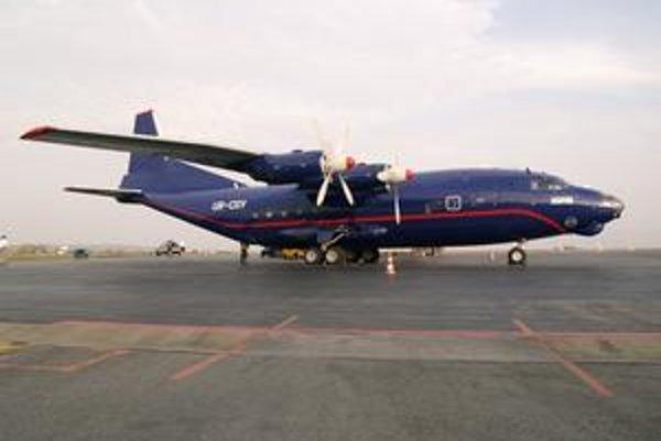 Antonov An-12BP. Dve lietadlá typu An-12 slúžili aj v Československej ľudovej armáde.