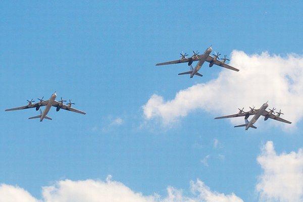 Do misie proti Islamskému štátu zapojili Rusi až dvadsaťpäť ťažkých bombardérov značky Tupolev.