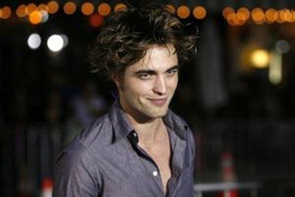 Robert Thomas-Pattinson – anglický herec, model ahudobník