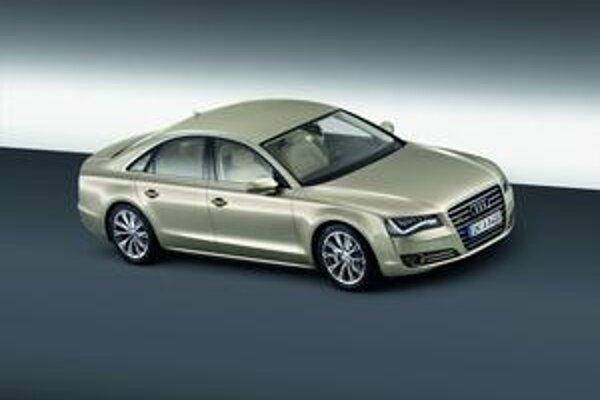 Nové Audi A8. Firma Audi predstavila svoju novú vlajkovú loď na Floride.