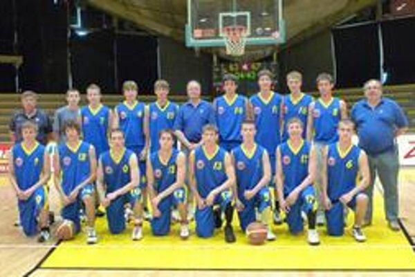 Foto z Final four. Družstvo Slávie TU v dejisku vyvrcholenia súťaže na bratislavských Pasienkoch