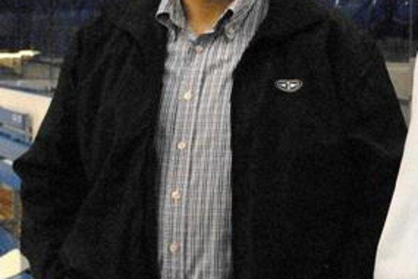 Generálny manažér. Juraj Bakoš hovorí, že pred rokom sa permanentky predávali lepšie.