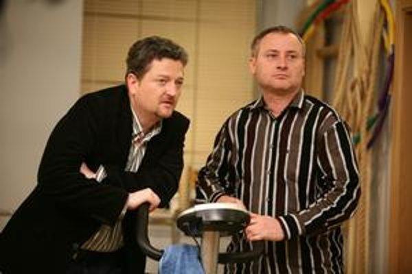 Mafiáni vojakmi. Na Nebezpečnej misii nebudú chýbať ani Peter Batthyany a Peter Sklár.