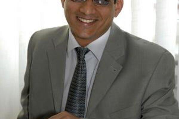 Manghes Bhide. Rodák z Bombaja žne úspechy v Košiciach.