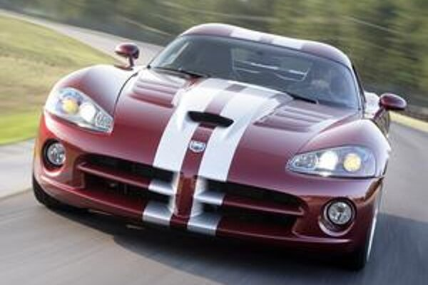 "Dodge Viper SRT10. ""Zmija"" ostane vo výrobnom programe koncernu Chrysler"
