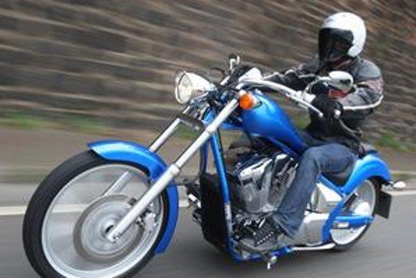 Honda Fury. V Európe sa tento motocykel bude predávať pod označením VT 1300 CX.