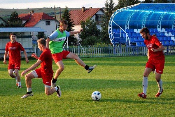 FK Plavnica. Hráči treťoligistu privítajú súpera znajvyššej súťaže.