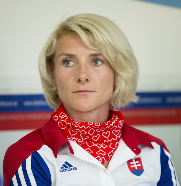 Lucia Hrivnák-Klocová.