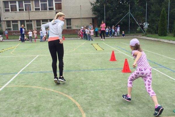Deťom sa venujú skúsení tréneri či ostrieľaní pretekári.