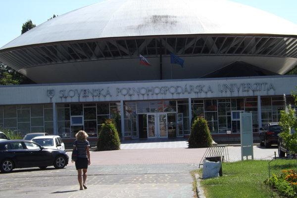 Slovenská poľnohospodárska univerzita.